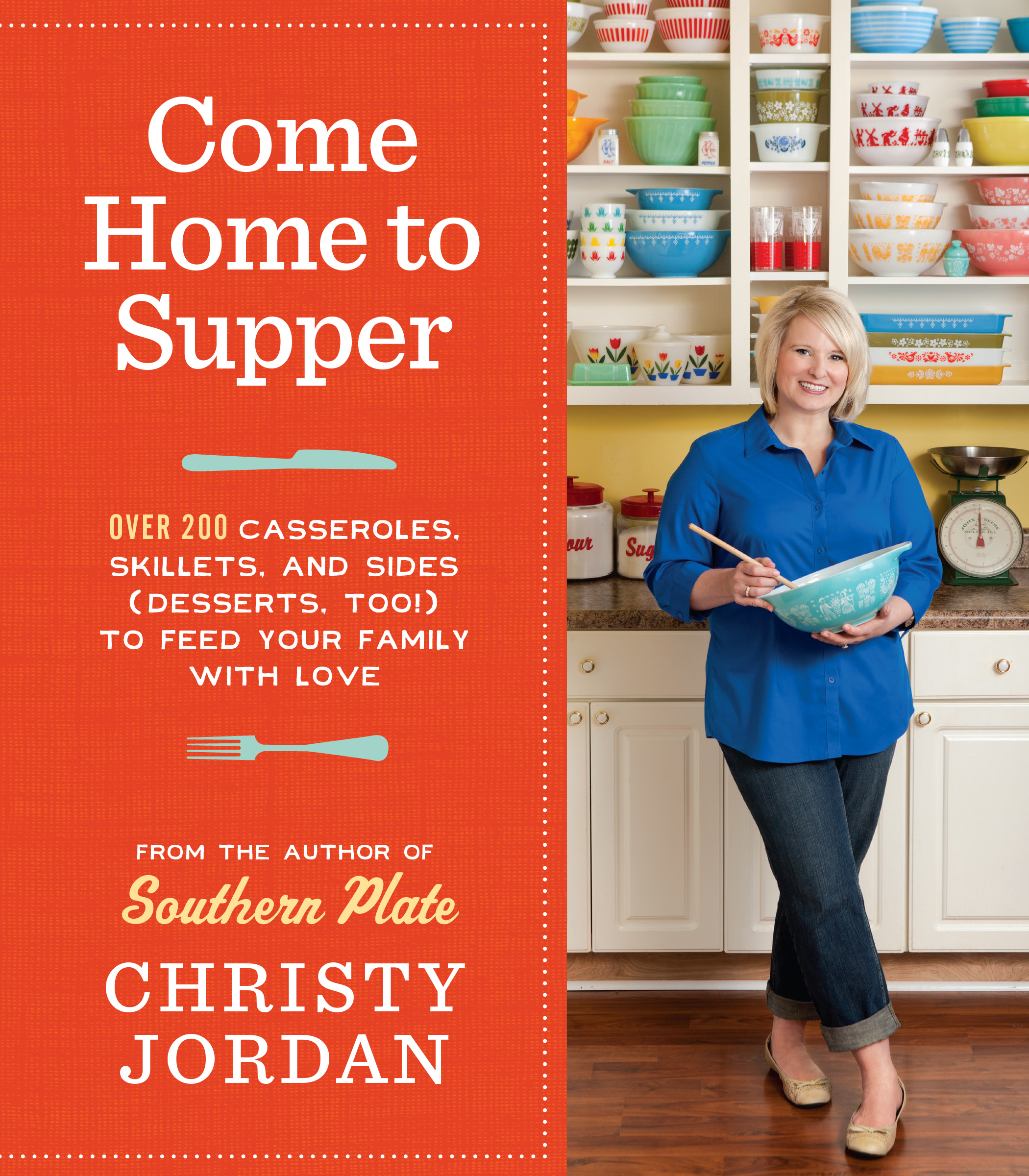 Come Home to Supper book cover